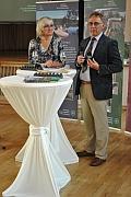 Moderatorin Juliane Jordan 25 Jahre Nationalparkprogramm der DDR