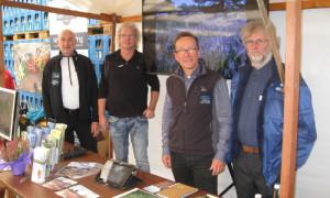 Nachhaltigkeitstag 01 300x180 Natur  und Landschaftsführer beim 1. Nachhaltigkeitstag der Rheinsberger Preussenquelle