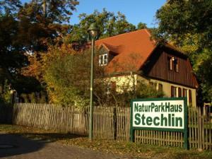 NaturParkHaus Stechlin1 300x225 (Wieder )Eröffnung des NaturParkHauses Stechlin