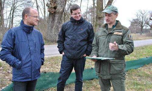 Preussenquelle Stieldorf Hahn Naturpark unterzeichnet Kooperationsvereinbarung mit Rheinsberger Preussenquelle