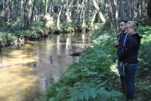 Projektleiter Michael Zauft 300x201 Bereisung des EU Life Projektes Feuchtwälder