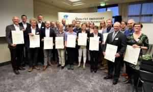 Qualitätsoffensive VDN Gruppenfoto2 300x180 Urkunde zur Auszeichnung als Qualitätsnaturpark in Eisenach bekommen