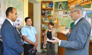 Salvador03 300x180 Salvadorianische Politiker zu Gast im Naturpark
