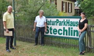 Staatssekretärin 35 300x180 Finanzierung für NaturParkHaus Stechlin bis Jahresende gesichert