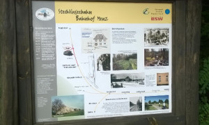 Stechlinseebahn 013 300x180 Ausstellung 90 Jahre Stechlinseebahn