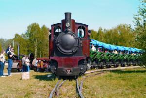 Tonlorenbahn1 300x201 NEB Wanderexpress von Berlin nach Lindow und Rheinsberg