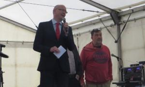 Waldfest 20171 300x180 Menzer Waldfest   Eröffnung erstmals mit Landrat