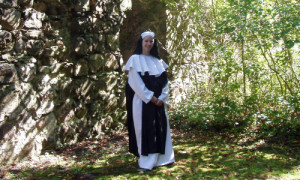 Weiße Nonne von Londow Touriinfo Lindow 300x180 NEB Wanderexpress von Berlin nach Lindow und Rheinsberg
