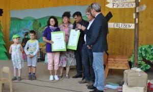 Zertifizierung Kita 69 300x180 Henriettes Schneckenhäuschen wird Naturpark Kita
