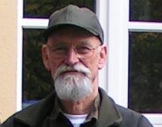 Dr. Wolfgang Henkel, Vorsitzender des Fördervereins Naturlandschaft Stechlin und Menzer Heide e.V.