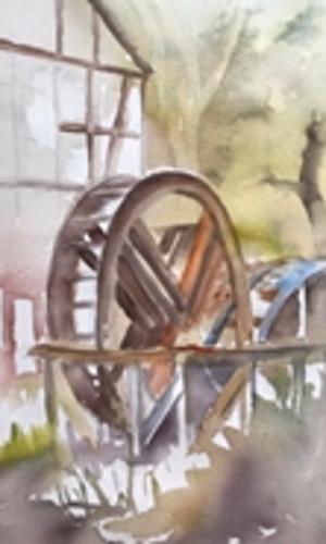 fontanemalen 3 b 300x500 Fontanemalen für Hobbymaler und Künstler mit Elke Kopf