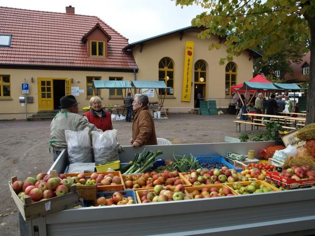 k Apfeltag 620x465 Naturpark engagiert sich für den Erhalt alter Apfelsorten