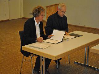 k DSC 00261 Dialog am Stechlin brachte Wissenschaftler und Naturschützer zusammen