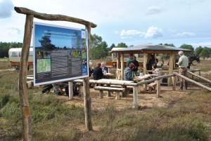 k DSC 0064 300x201 Naturpark schließt mit der Heinz Sielmann Stiftung eine Kooperationsvereinbarung zur Kyritz Ruppiner Heide