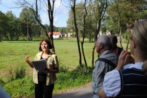Natur- und Landschaftführerin Renate Fechner