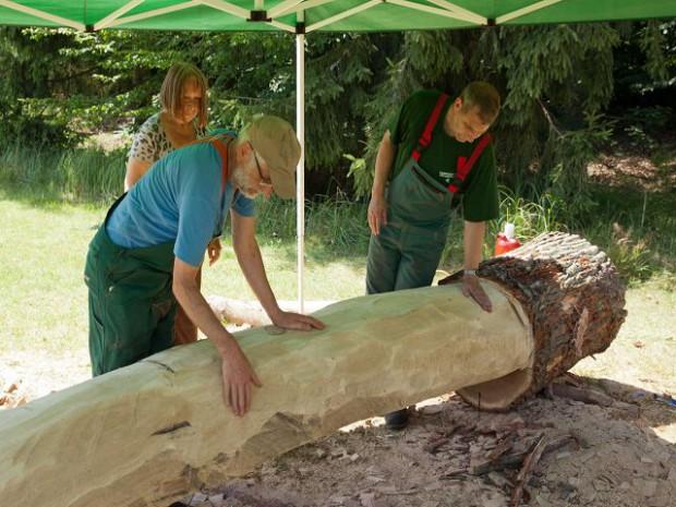k Große Augaben 620x465 13. Internationales Kunstsymposium des Naturparks Stechlin Ruppiner Land