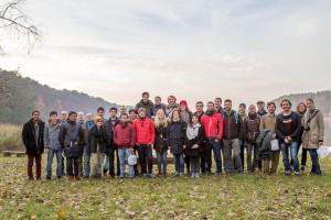 k IGB klein 4 300x200 Internationale Doktoranten auf Fachexkursion im Naturschutzgebiet Stechlin