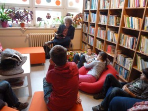 "Bibliothek Naturparkschule ""Wilhelm Gentz"" in Neuruppin"