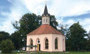 kirche 300x180 6. Kunstsalon in Dannenwalde   Halt auf freier Strecke