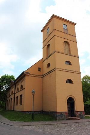kirchenetzeband 300x450 Kirchentour 2017   mit dem Kremser durch Ostprignitz Ruppin