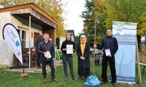 preisträgerInnen 300x180 Landschaftspflegeverband ausgezeichnet als UN Dekade Projekt