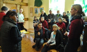 russische Umweltbildungsexperten 13 300x180 Russische Umweltbildungsexperten zu Gast im NaturParkHaus Stechlin
