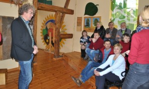 russische Umweltbildungsexperten 11 300x180 Russische Umweltbildungsexperten zu Gast im NaturParkHaus Stechlin