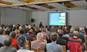saal 300x180 14. Kleiner Naturschutztag – ganz groß im Stechlinseecenter in Neuglobsow