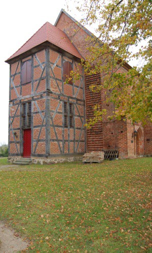 Kirche Bibow