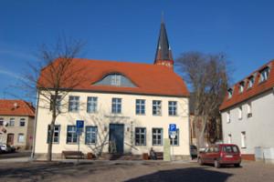 Naturparkzentrum in Warin Copyright: Naturpark Sternberger Seenland