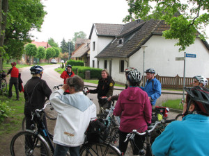 Radtour im Naturpark
