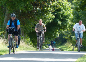 Radtour   Copyright: Naturpark Sternberger Seenland
