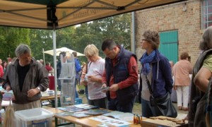 Infostand in Rothen