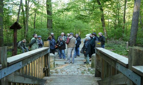 Vogelstimmenwanderung Vogelstimmenexkursion