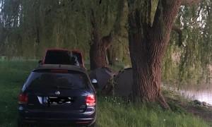 illegale Camper am Wariner See
