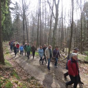 Eröffnungswanderung 2016 - Foto: Naturpark Taunus