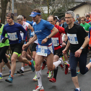 Marathon 2016 Start - Foto: Naturpark Taunus