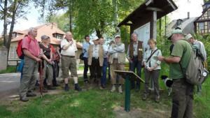 Eröffnung Wutschentalweg, BA Grit Lemnitzer