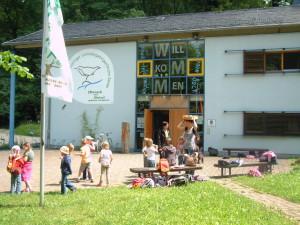 Naturpark-Haus in Leutenberg