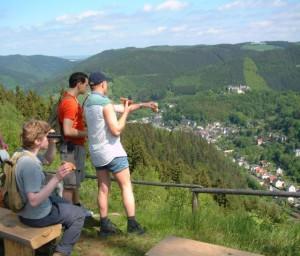 Wandern und Genießen in freier Natur BA Beate Graumann