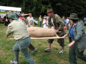 Wirlschweinrallye zum Leutenberger Wald- und Wiesenfest (Grit Lemnitzer)