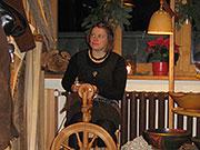 Adventsmarkt, BA Gabi Mewes