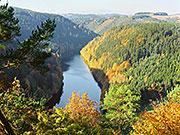 Erinnerung an schöne Herbsttage in der Stauseeregion Ziegenrück- BA Photo-König
