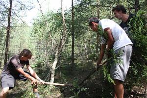 camp2 300x200 Sommercamp für die Vielfalt – das Grüne Band ganz aktiv erleben!