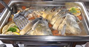 fisch21 300x160 Fisch  und Wildwochen im Thüringer Land der Tausend Teiche ab 29.09.18