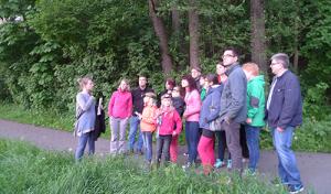 fledermaus4 300x176 Fledermauswanderung im Saalfelder Stadtwald