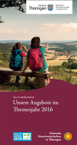 flyer2 300x563 Naturpark Thüringer Schiefergebirge/Obere Saale: Bonbon des Monats