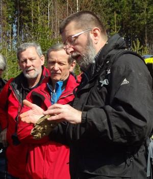 geo3 300x351 Geopark Schieferland   Einladung zur Wanderung in die Erdgeschichte