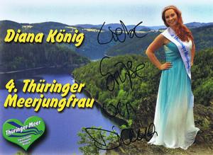 meer2 300x219 Diana König – Neue Thüringer Meerjungfrau