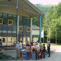 Naturpark-Haus in Leutenberg, BA Beate Graumann